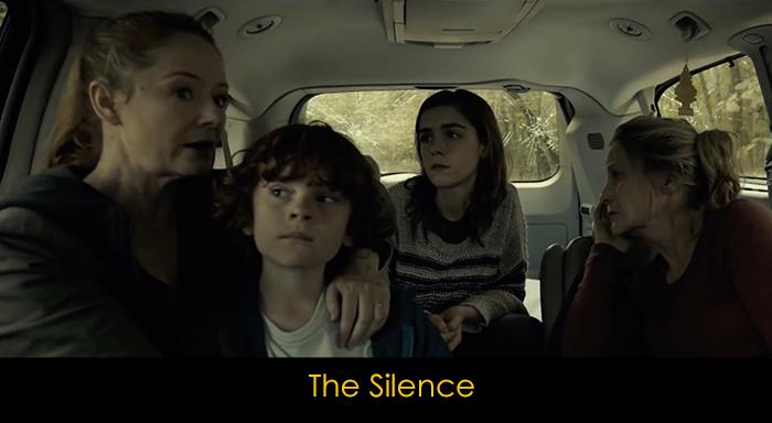 Netflix'teki Korku Filmleri - The Silence