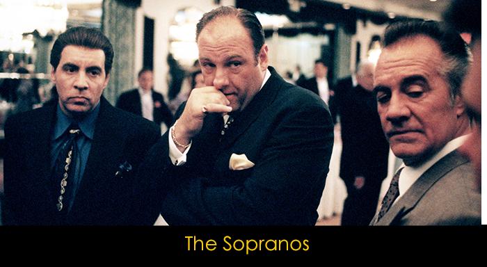 Cnbc-e Dizileri - The Sopranos