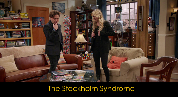 En iyi 15 The Big Bang Theory bölümü - The Stockholm Syndrome