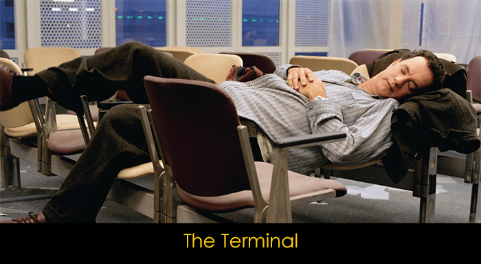 En İyi Tom Hanks filmleri - The Terminal