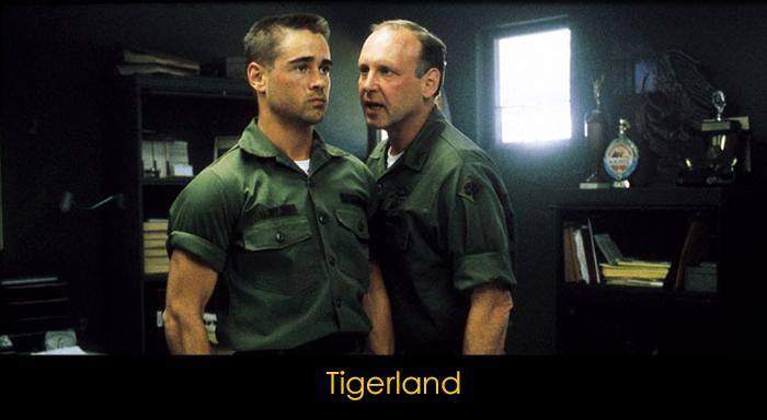 En iyi Colin Farrell filmleri - Tigerland