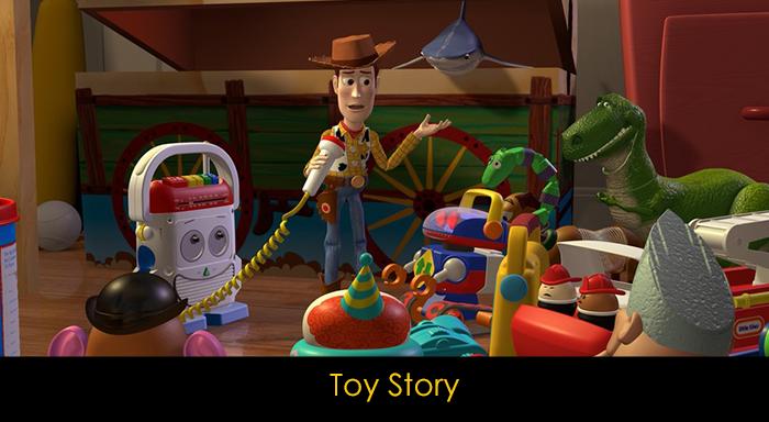 Pixar filmleri - Toy Story