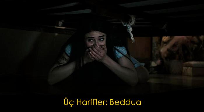 Türk korku filmleri - Üç Harfliler: Beddua