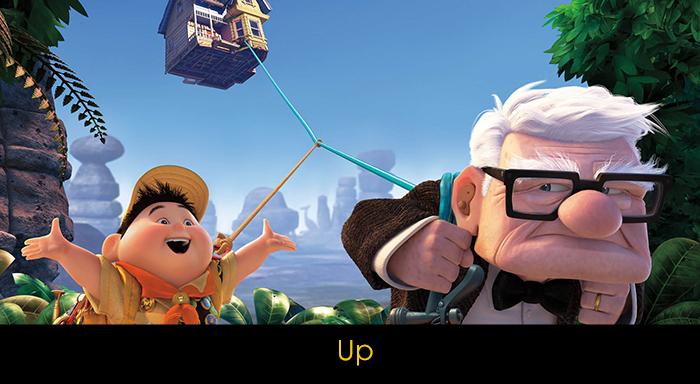 Pixar filmleri - Up