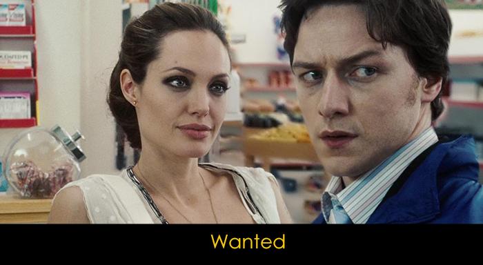En iyi Angelina Jolie filmleri - Wanted