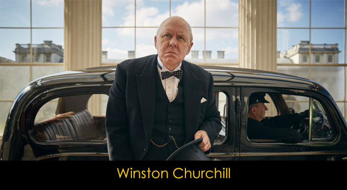 The Crown dizisi oyuncuları - Winston Churchill