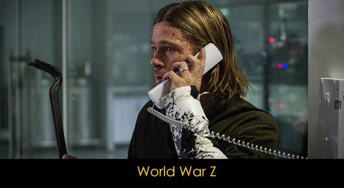 Brad Pitt filmleri - World War Z