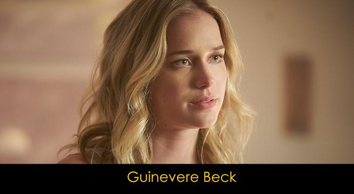 You dizisi oyuncuları - ,Guienevere Beck