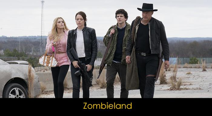 Netflix'teki Korku Filmleri - Zombieland