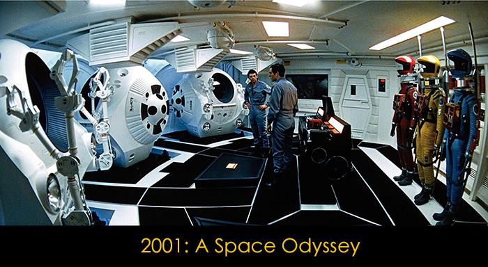En İyi Macera Filmleri - 2001: A Space Odyssey