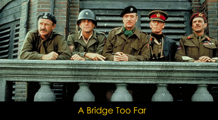 Anthony Hopkins Filmleri - A Bridge Too Far