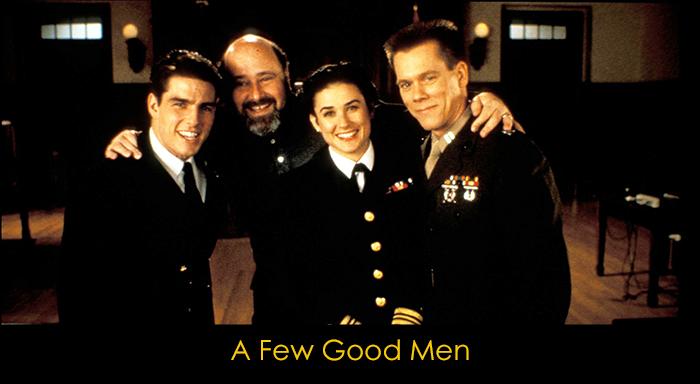 En İyi Tom Cruise Filmleri - A Few Good Men