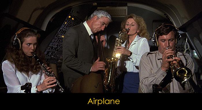 En İyi Komedi Filmleri - Airplane