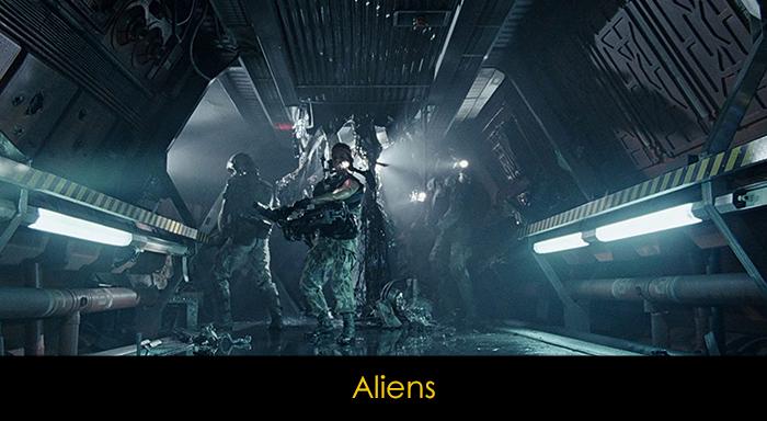 En İyi Macera Filmleri - Aliens