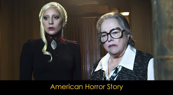 En iyi gerilim dizileri - American Horror Story