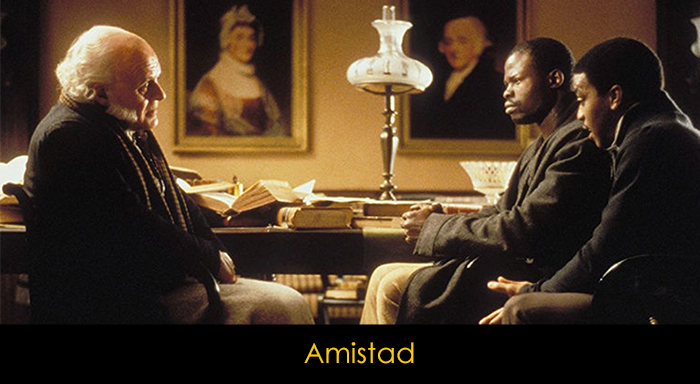 Anthony Hopkins Filmleri - Amistad