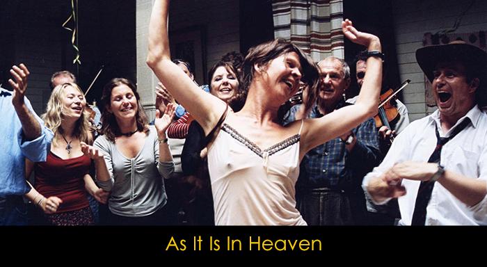 En İyi İskandinav Filmleri - As It Is In Heaven