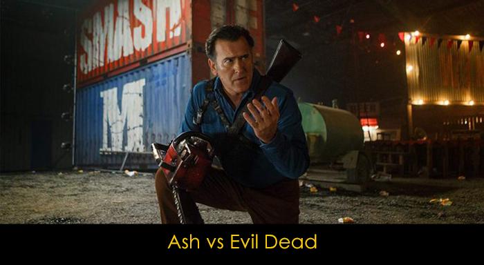 En İyi Zombi Filmleri - Ash vs Evil Dead