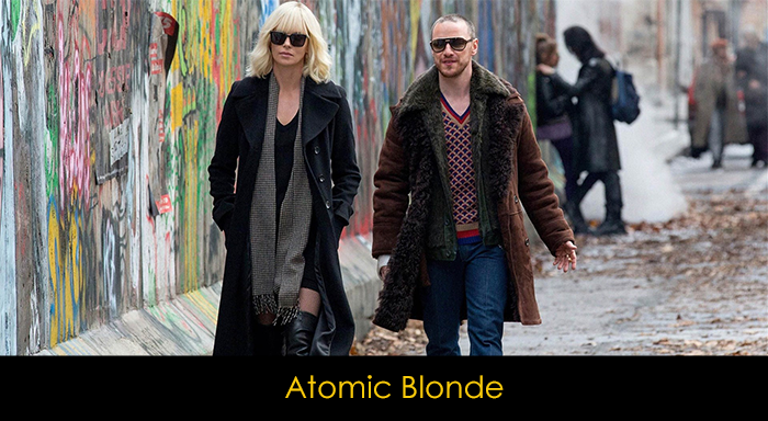 James McAvoy Filmleri - Atomic Blonde