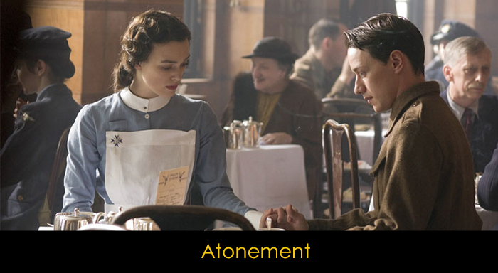 James McAvoy Filmleri - Atonement