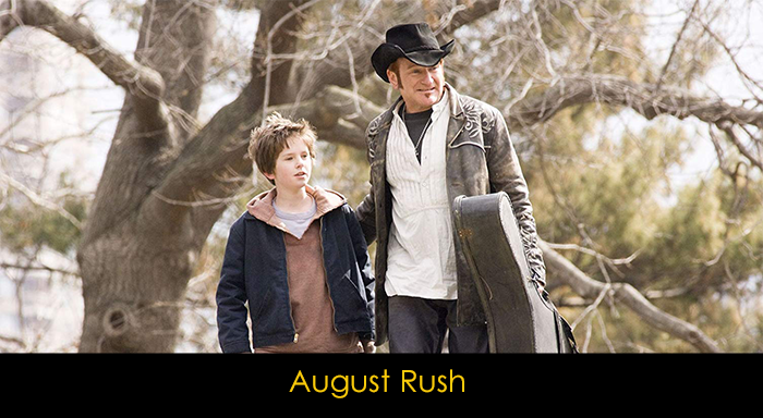 En İyi Robin Williams Filmleri - August Rush