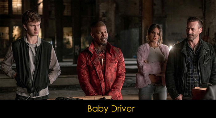 En İyi Aksiyon Filmleri - Baby Driver