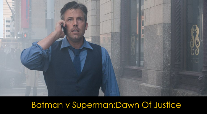 Ben Affleck Filmleri - Batman v Superman