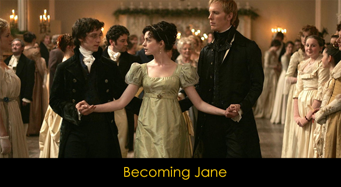 Anne Hathaway Filmleri - Becoming Jane