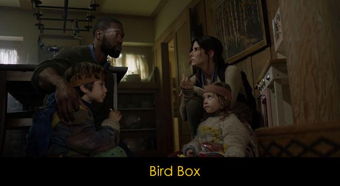 Sandra Bullock Filmleri - Bird Box