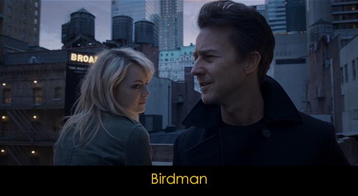 Emma Stone Filmleri - Birdman