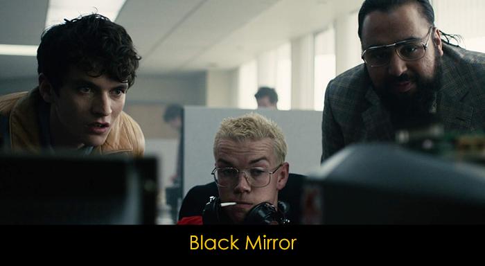 En iyi gerilim dizileri - Black Mirror