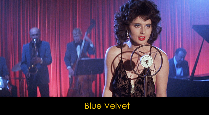 En İyi Gizem Filmleri - Blue Velvet