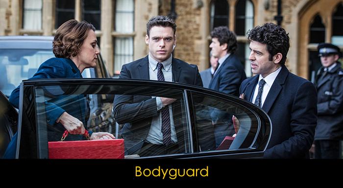 En İyi Gerilim Dizileri - Bodyguard