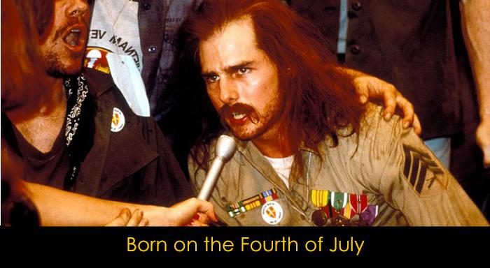 En İyi Tom Cruise Filmleri - Born on the Fourth of July