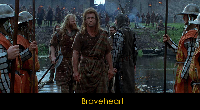 Mel Gibson Filmleri - Braveheart