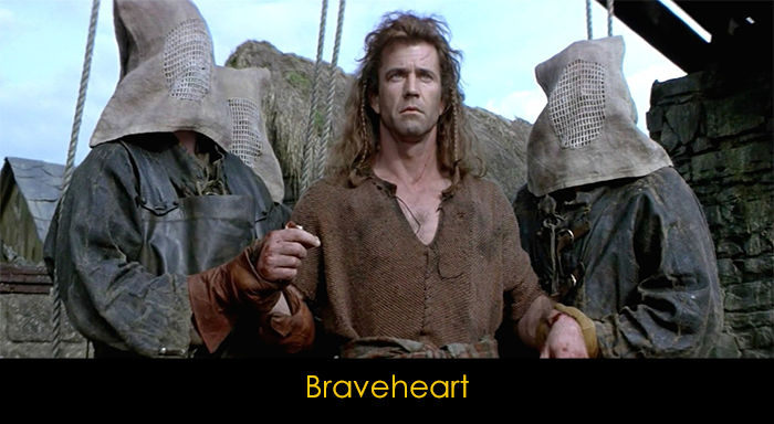 En İyi Aksiyon Filmleri - Braveheart