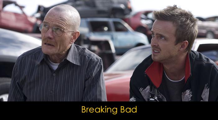 En İyi Gerilim Dizileri - Breaking Bad