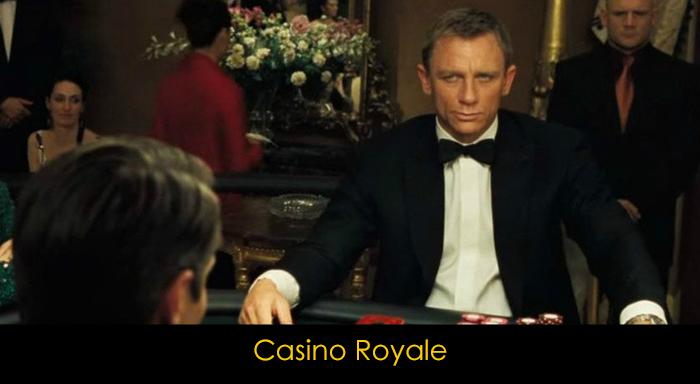 En İyi Ajanlık Filmleri - Casino Royal
