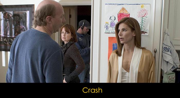 Sandra Bullock Filmleri - Crash