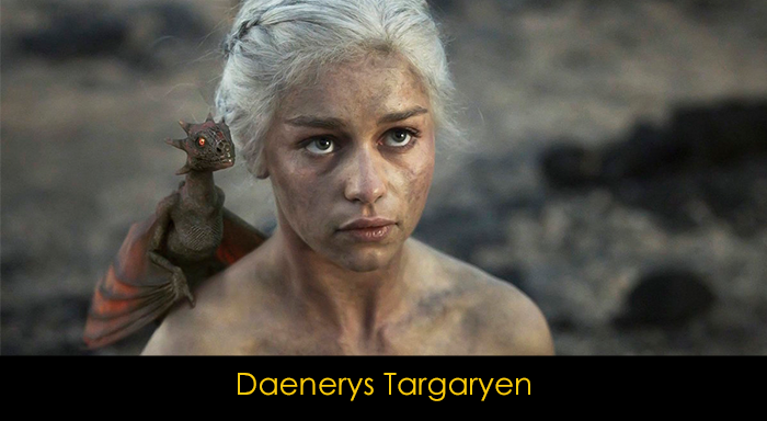 Game of Thrones Oyuncuları - Daenerys Targaryen