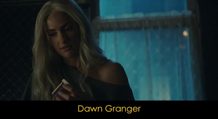Titans Dizisi Oyuncuları - Dawn Granger