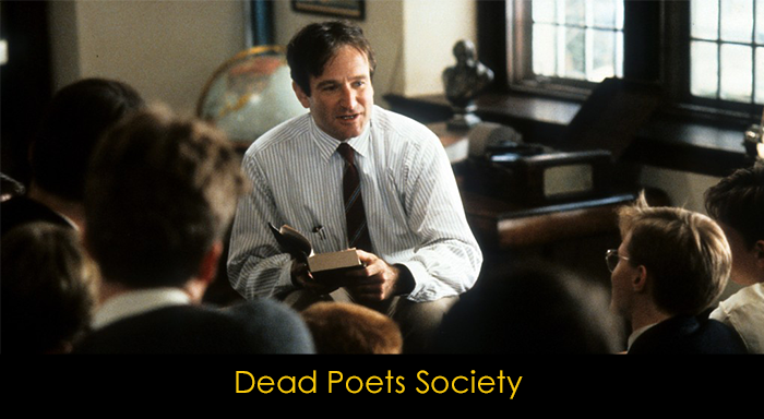 En İyi Robin Williams Filmleri - Dead Poets Society