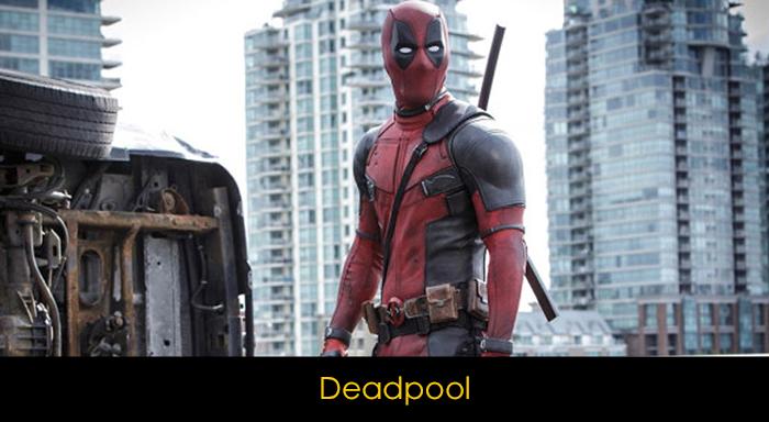 En İyi Macera Filmleri - Deadpool