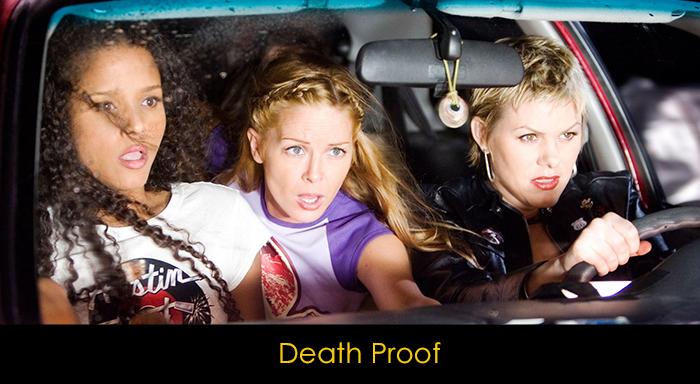 Tarantino Filmleri - Death Proof