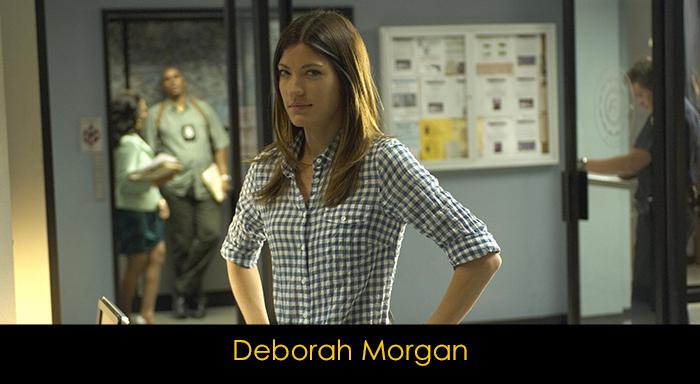 Dexter Dizisi Oyuncuları - Debra Morgan
