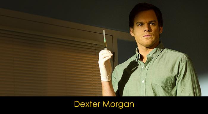 Dexter Dizisi Oyuncuları - Dexter Morgan