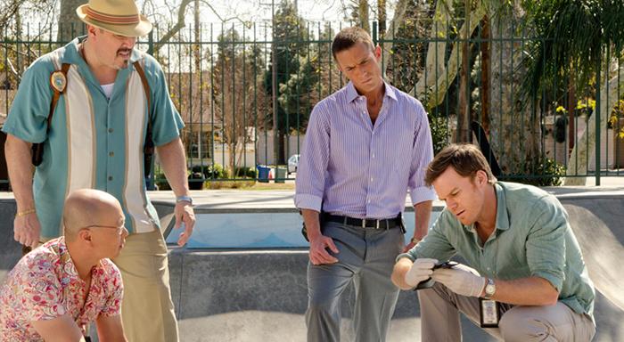 Dexter dizisi cinayet masası