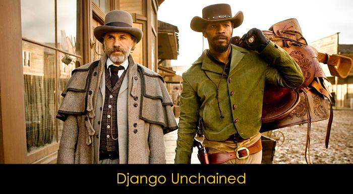 Tarantino Filmleri - Django Unchained