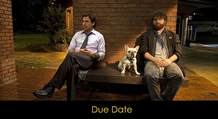 En İyi Komedi Filmleri - Due Date