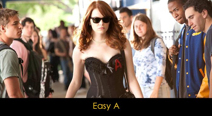 Emma Stone Filmleri - Easy A